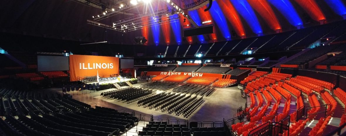 Conference Meeting Planner State Farm Center