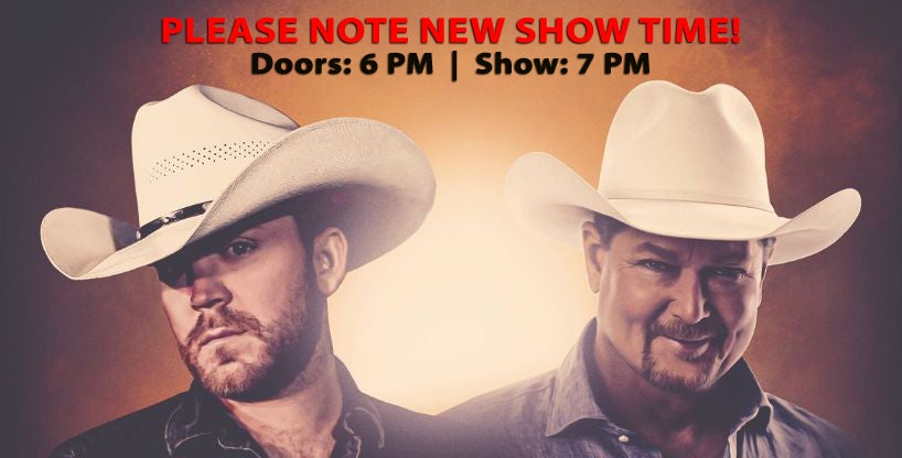 More Info for Justin Moore & Tracy Lawrence