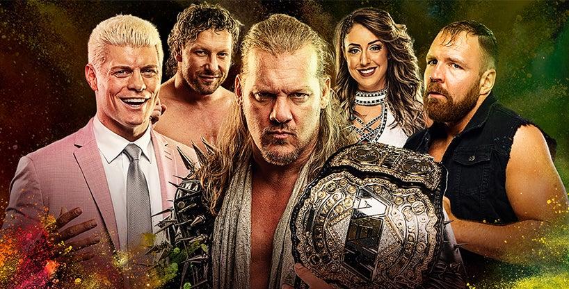 More Info for All Elite Wrestling (AEW)