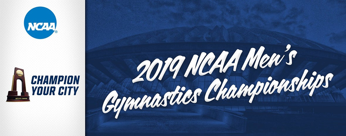 2019 NCAA Men's Gymnastics Championships