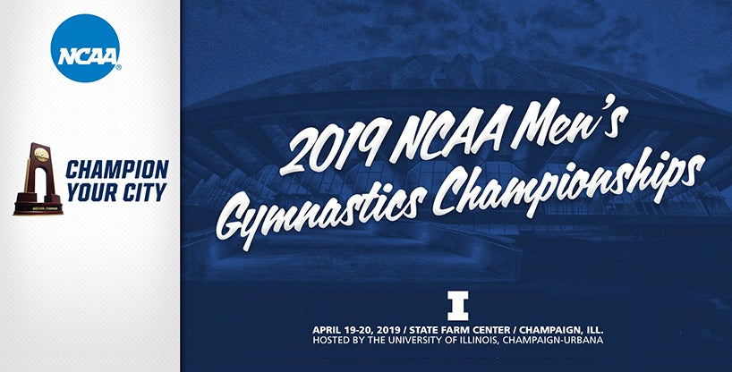 More Info for 2019 NCAA Men's Gymnastics Championships
